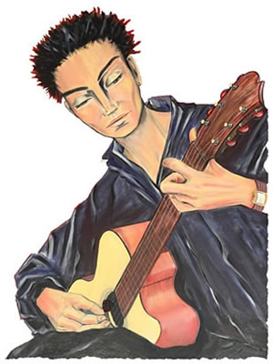 Guitar Player -