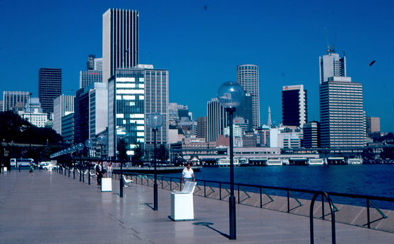 Sydney  City images 1982