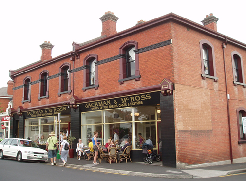 Hobart Bakery Picture
