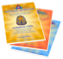 Universal Astrology Course Workbooks