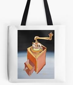 Shopping Bags - Design by Giselle