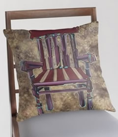 Chair Pillow Design